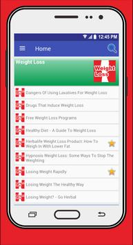 Weight Loss poster