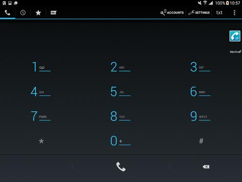MiraculousLife Dialer apk screenshot