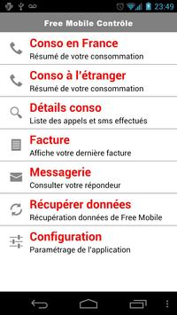 Free Mobile Contrôle poster