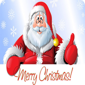 Merry Christmas Message eCards icon