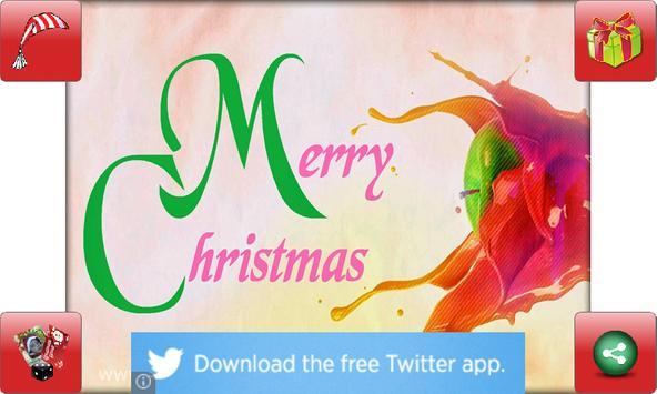 Merry Christmas Message eCards apk screenshot
