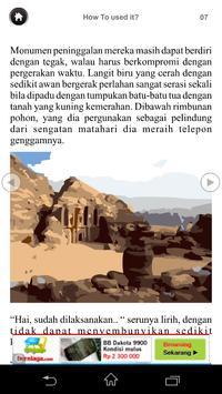 NOVEL MALAIKAT BOSAN v01 apk screenshot