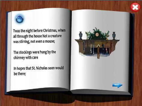 The Night Before Christmas apk screenshot