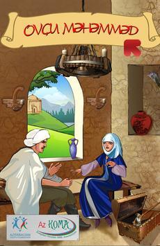 """""""Ovçu Məhəmməd"""" nağılı apk screenshot"""