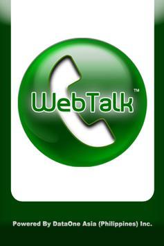 WebTalk Mobile poster