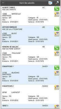 Akanea TMS St@rt mobilité apk screenshot
