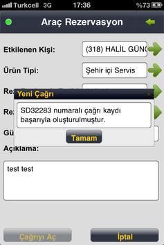 BG ITSM apk screenshot
