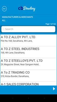 Cb Directory apk screenshot
