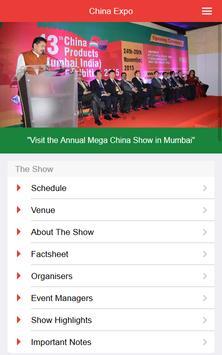 China Expo poster