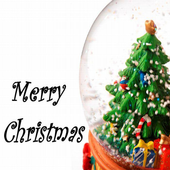Christmas Greetings for friend icon