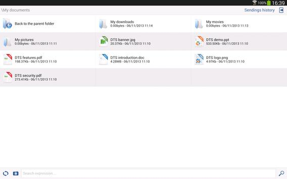 DTS Live apk screenshot