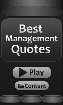 Best - Management - Quotes poster