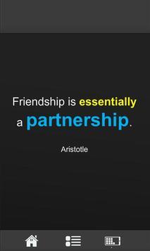 Best - Friendship - Quotes apk screenshot