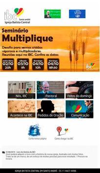 IBC para Celular poster
