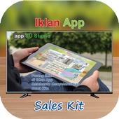 Iklan App Sales Kit icon