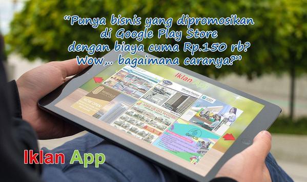 Iklan App Sales Kit apk screenshot