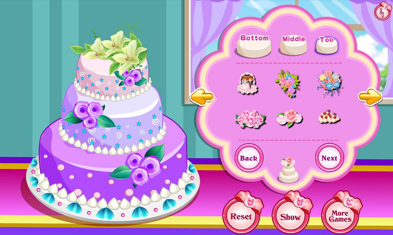 free wedding cake games wedding cake apk free casual for 14453