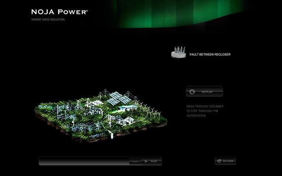 Smart Grid Solution NOJA Power apk screenshot