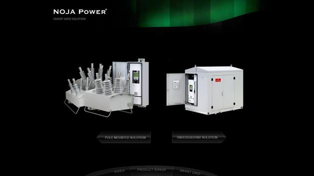 Smart Grid Solution NOJA Power poster