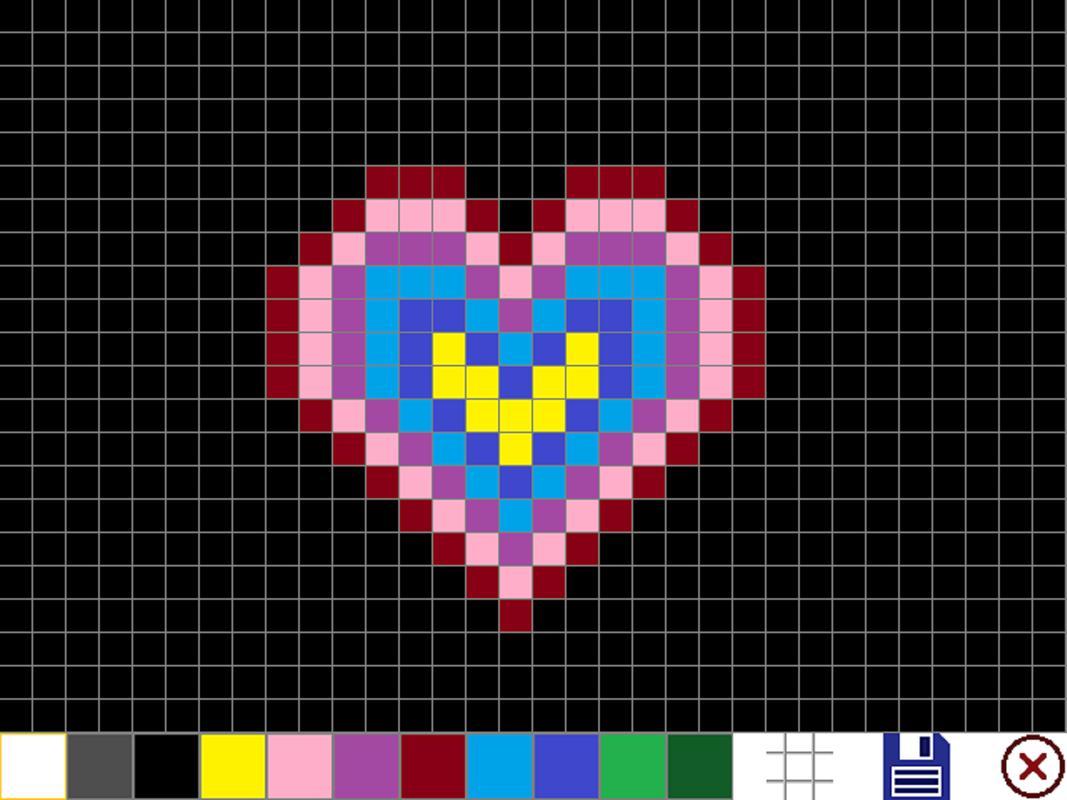 pixel paint apk download