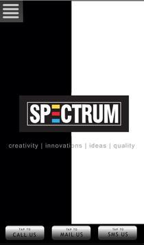 Spectrum Advt poster