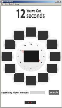 12ticks - camera recorder poster