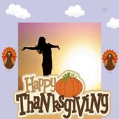 ThanksGiving Day Photo Collage icon