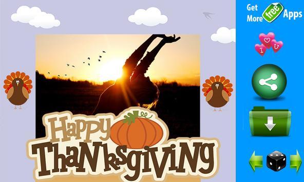 ThanksGiving Day Photo Collage apk screenshot