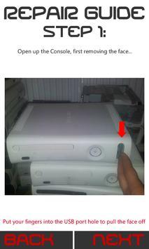 RROD Repair Guide for Xbox 360 apk screenshot