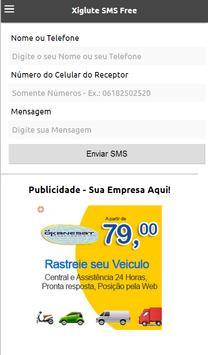 Xiglute SMS Free - Xiglute.com apk screenshot