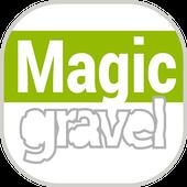 Magicgravel Green Design icon