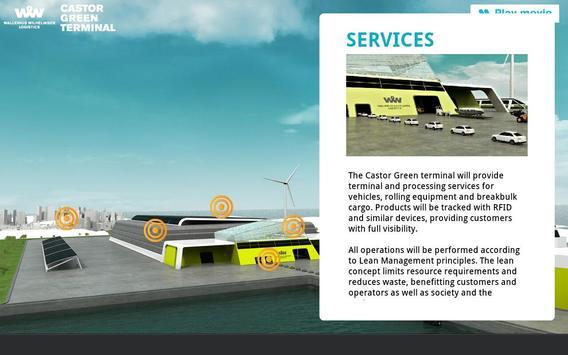 Castor Green Terminal apk screenshot
