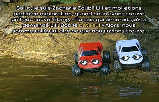 Zoubi Doubi – À contre-courant apk screenshot