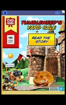 TVOKids Tumbleweed's Yard Sale poster