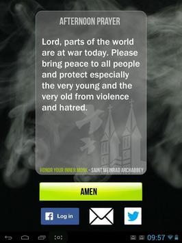 Honor Your Inner Monk apk screenshot