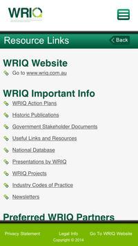 WRIQ apk screenshot