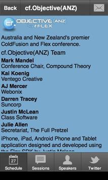 cf.Objective(ANZ) conference apk screenshot