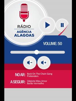 Rádio Agência Alagoas apk screenshot