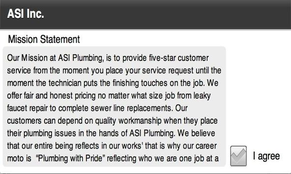 ASI Employee Utility poster