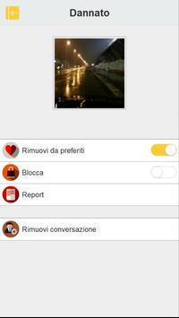 Baltz chat anonima apk screenshot