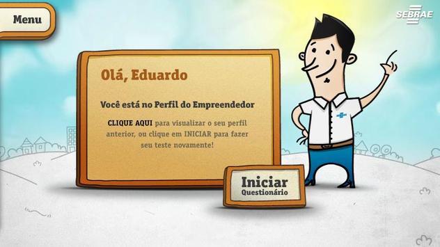 Perfil do Empreendedor SEBRAE poster