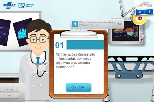 Saúde da sua empresa SEBRAE apk screenshot