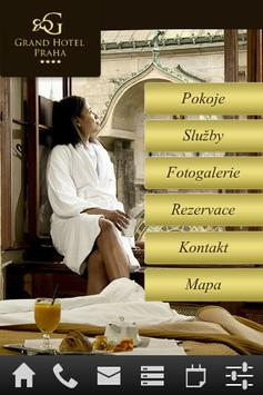 Grand Hotel Praha apk screenshot