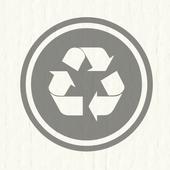Ciclo do Lixo - Papel icon