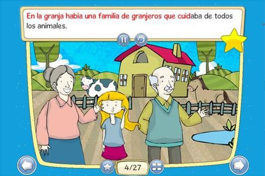 Bartolo: La Gallinita Roja apk screenshot