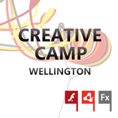 Creative Camp New Zealand 2011 icon