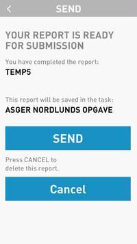 Tasklift quality assurance apk screenshot