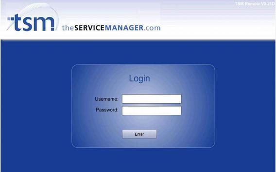 TSM Remote apk screenshot