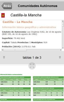 Perfil Ambiental de España apk screenshot