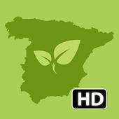 Perfil Ambiental de España HD icon